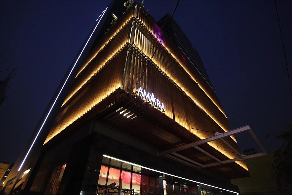 AMARA HOTEL, BANGKOK